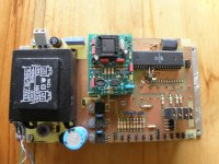 Cat litter controller board