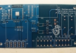 Finished Pcb Front